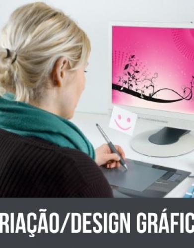 CRIAÇÃO / DESIGN GRÁFICO