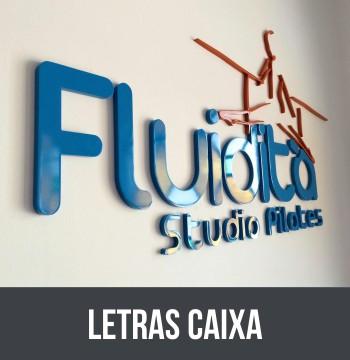 LETRAS CAIXA